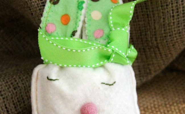 Bunny Treat Bag_