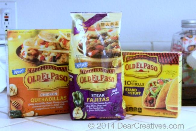 Old El Paso Products_