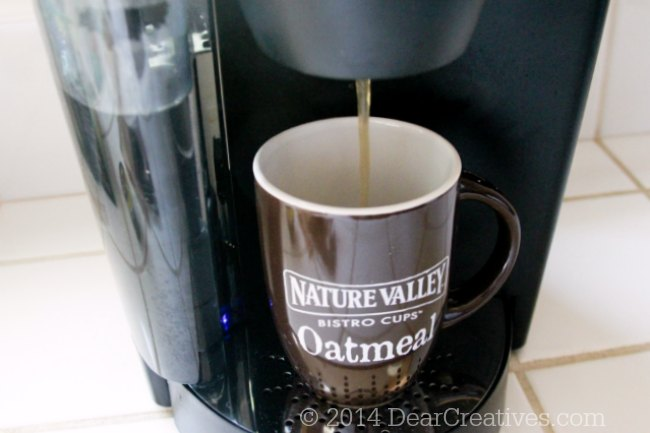 Nature Valley Bistro Cup Brewing