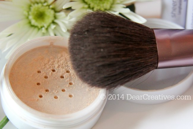 Sheer Coverage Mineral Powder_