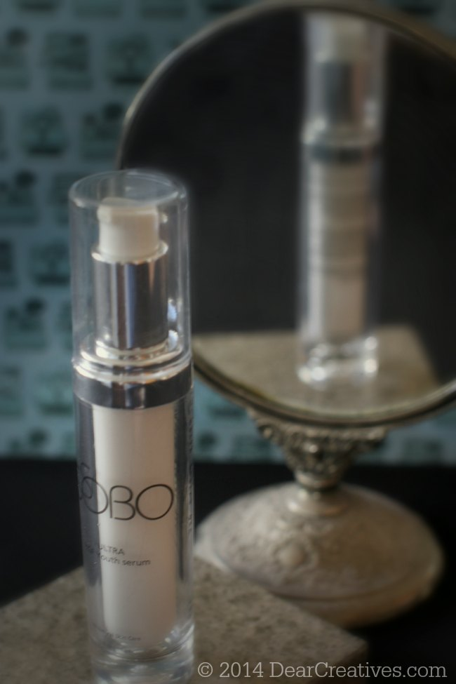 Beauty Mirror and SOBO Ultra Youth Serum_