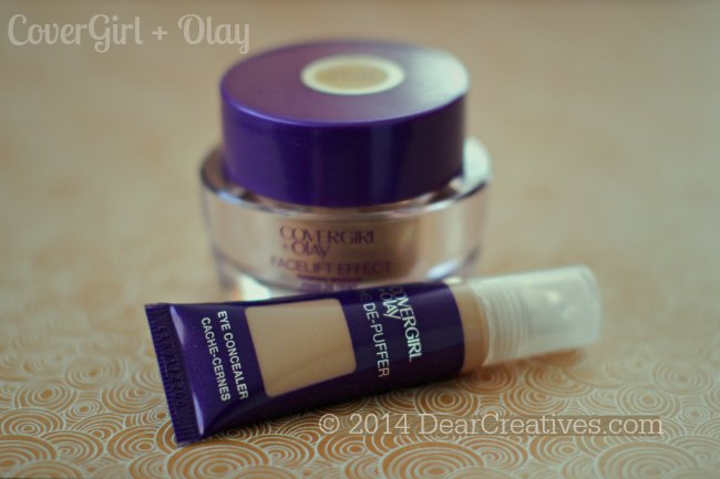 CoverGirl + Olay Beauty Products_