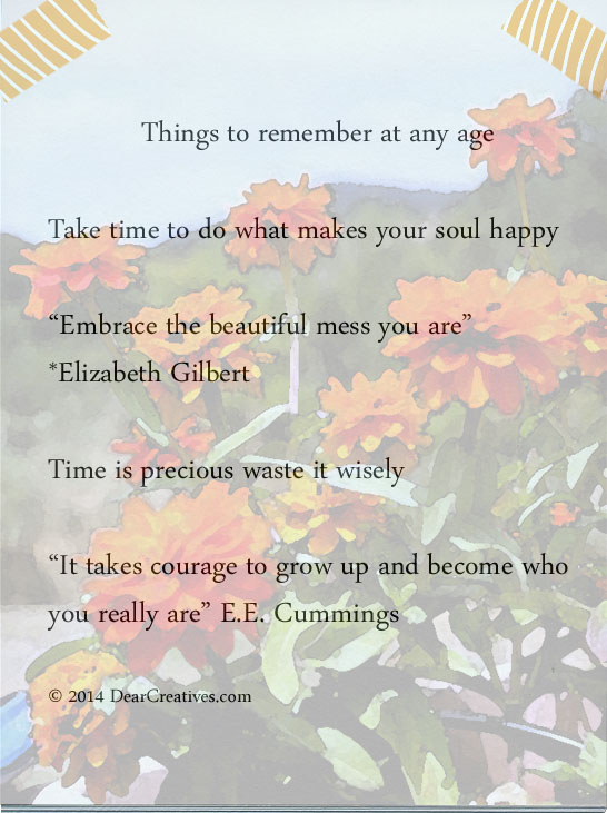 Quotes for any age copy_DearCreatives.com