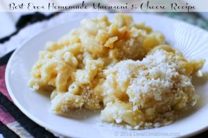 Best Ever Macaroni and Cheese Recipe