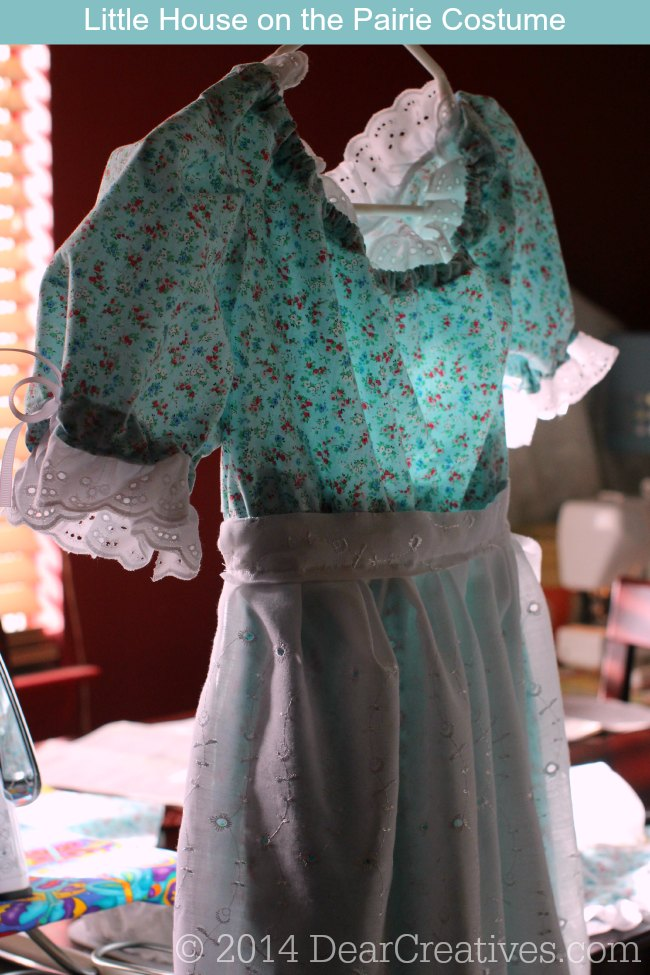 Little House on the Prairie Costume_