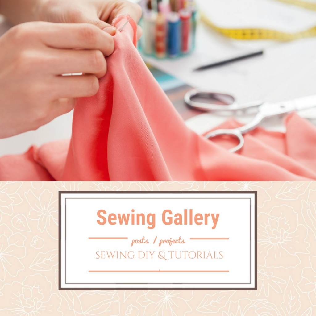 sewing tutorials gallery