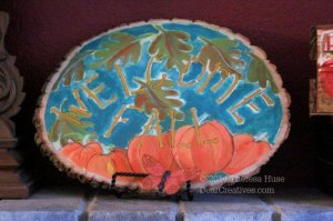 DIY Crafts | Welcome Fall w/Pumpkins | Crafts Tutorial
