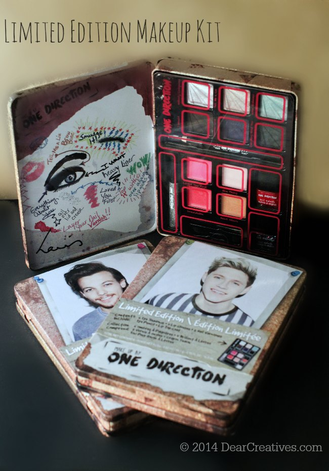 Limited Edition Makeup Kit _1DMakeup_