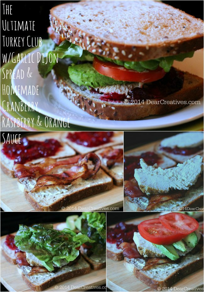 The Ultimate Sandwich_Turkey Club Sandwich_