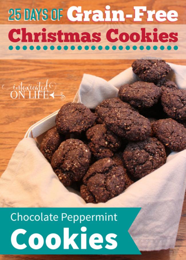 ChocolatePepermintCookies
