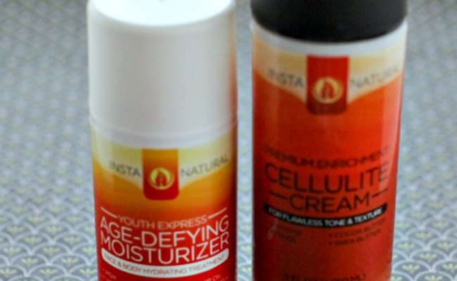 Insta Natural Beauty Products_Moisturizer and cellulite cream_© 2014 DearCreatives.com