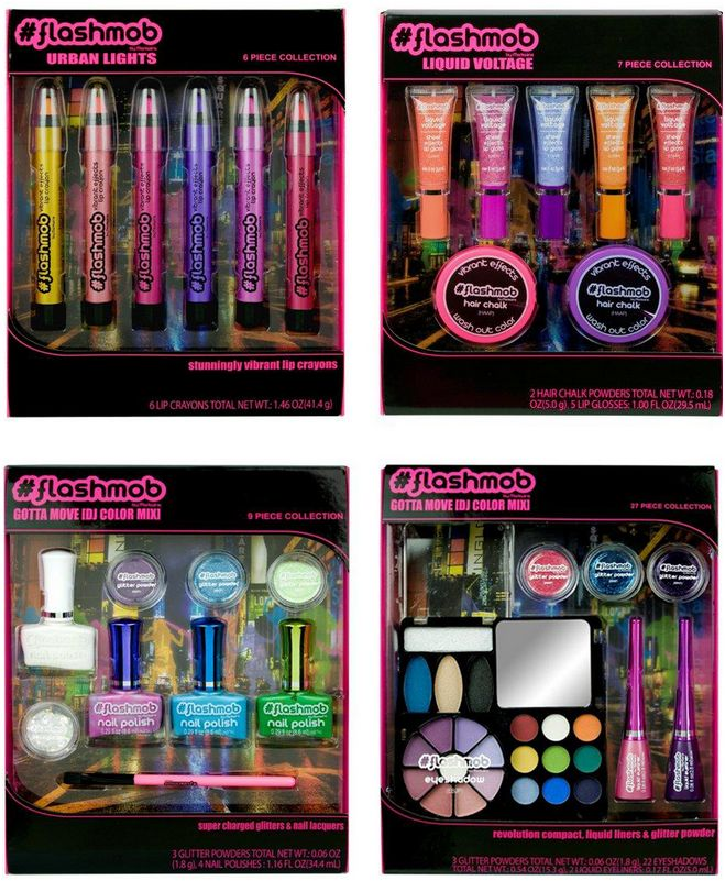 Beauty News: #Markwins #FLASHMOB #Gift Sets Perfect For Tweens ...