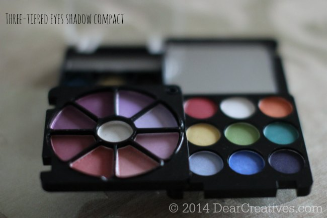 Markwins Makeup_Eye Shadow Compact_© 2014 DearCreatives.com