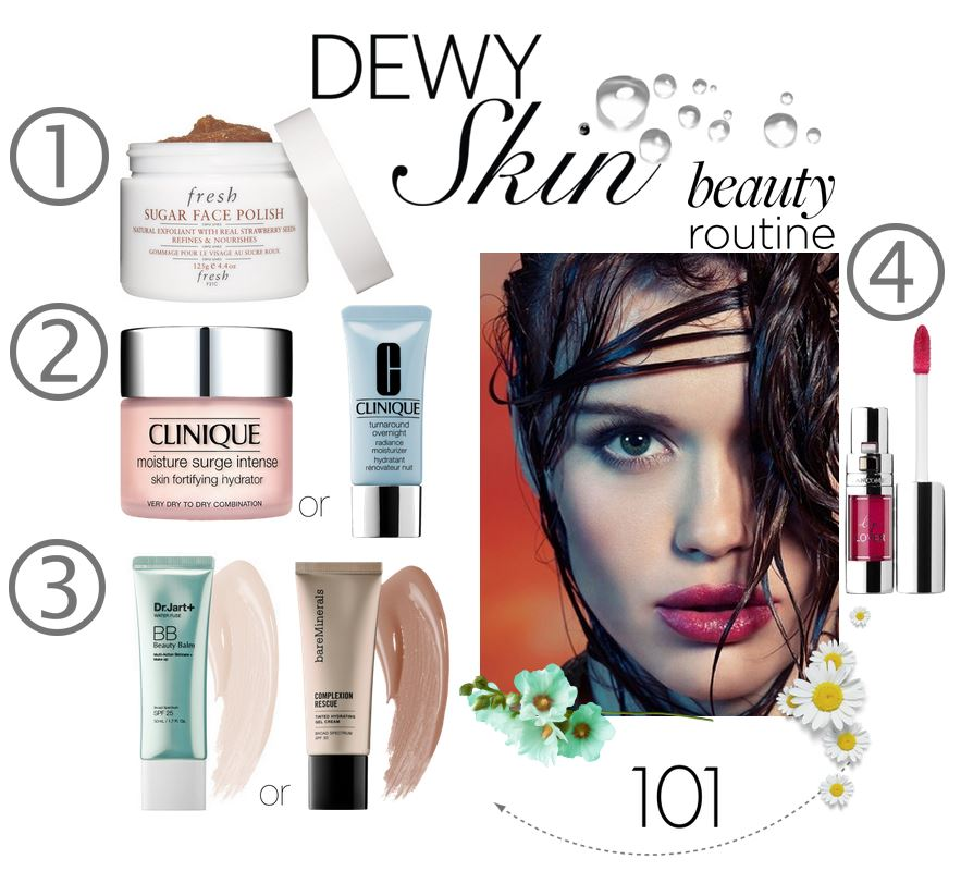 Beauty Tips | Dewy Skin