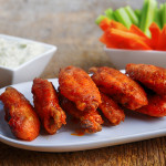 chicken wings last minute party appetizers