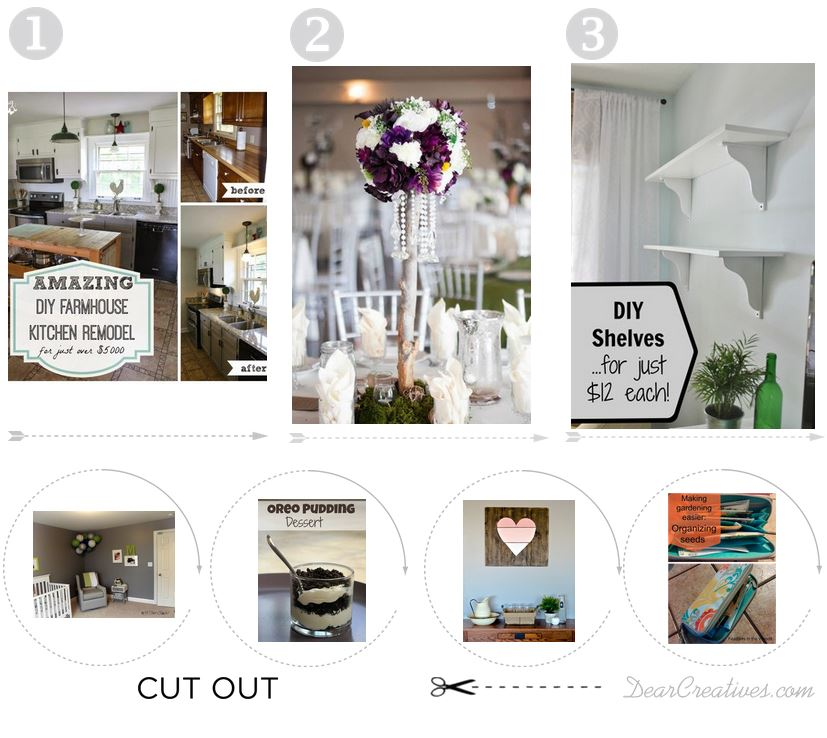 Inspiration Spotlight Features Linkup Party 129 Features