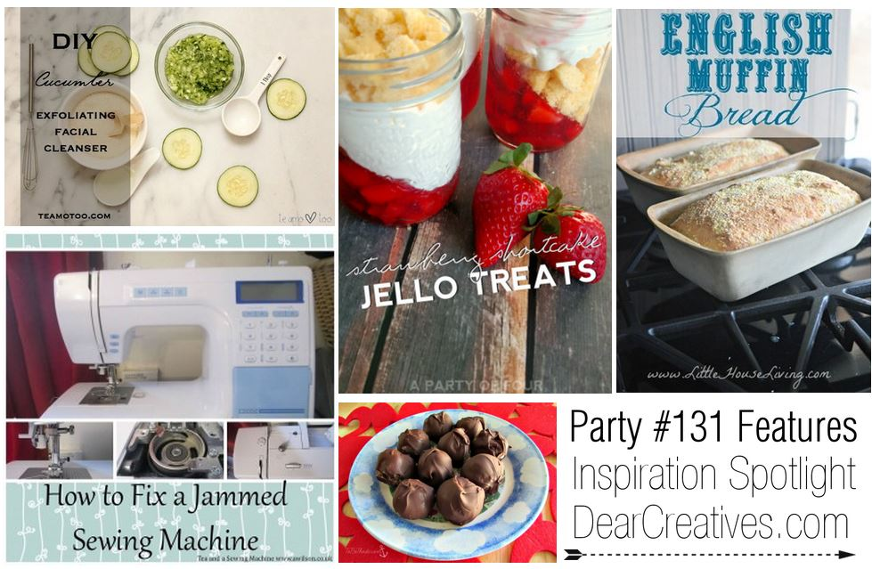 Blogging Linkup Party | Inspiration Spotlight | DearCreatives