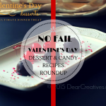 Valentines Day No Fail Desserts and Candy Recipes