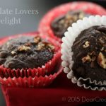 Easy Baking Recipe: Dark Chocolate Banana Cupcakes