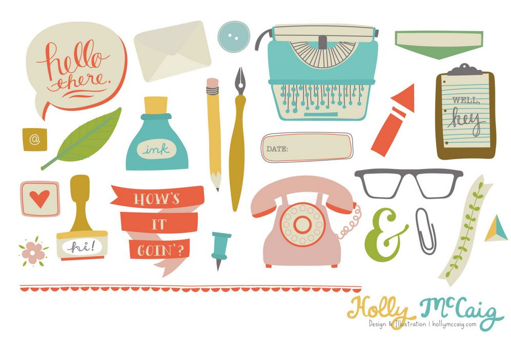 branding| graphics|holly mc caig designs and illustration