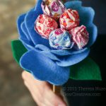 Spring Crafts Ideas |DIY Craft Projects | Dum Dums Lollipop Flower| #TheMagicOfSpring