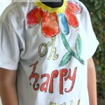 Crayola Crayon MeltDown Kit DIYs t-shirt designs made with crayola meltdown art kits, and how to use the basic kits.
