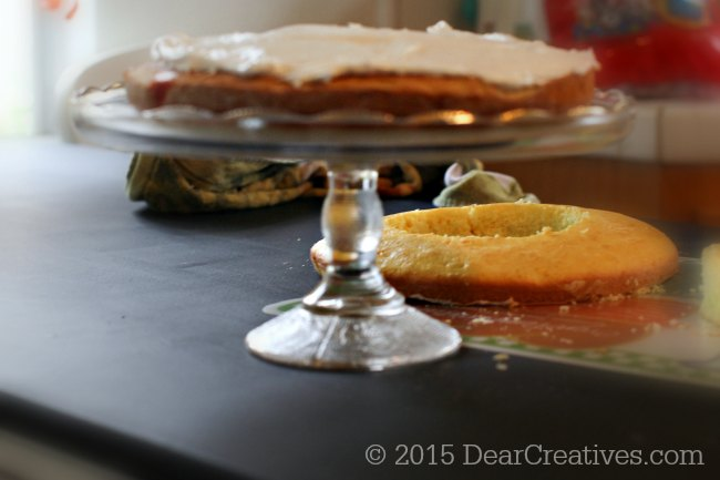 Easy Cake Recipe | Jelly Bean Cake