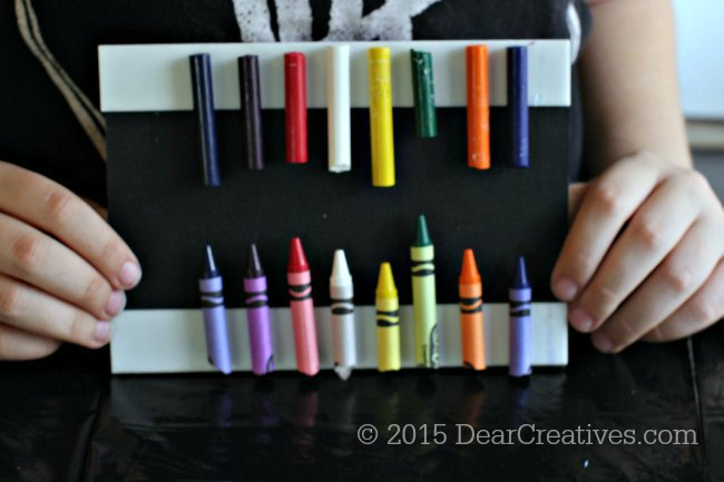 Spring Crafts for Kids | Crayola Meltdown Art Set