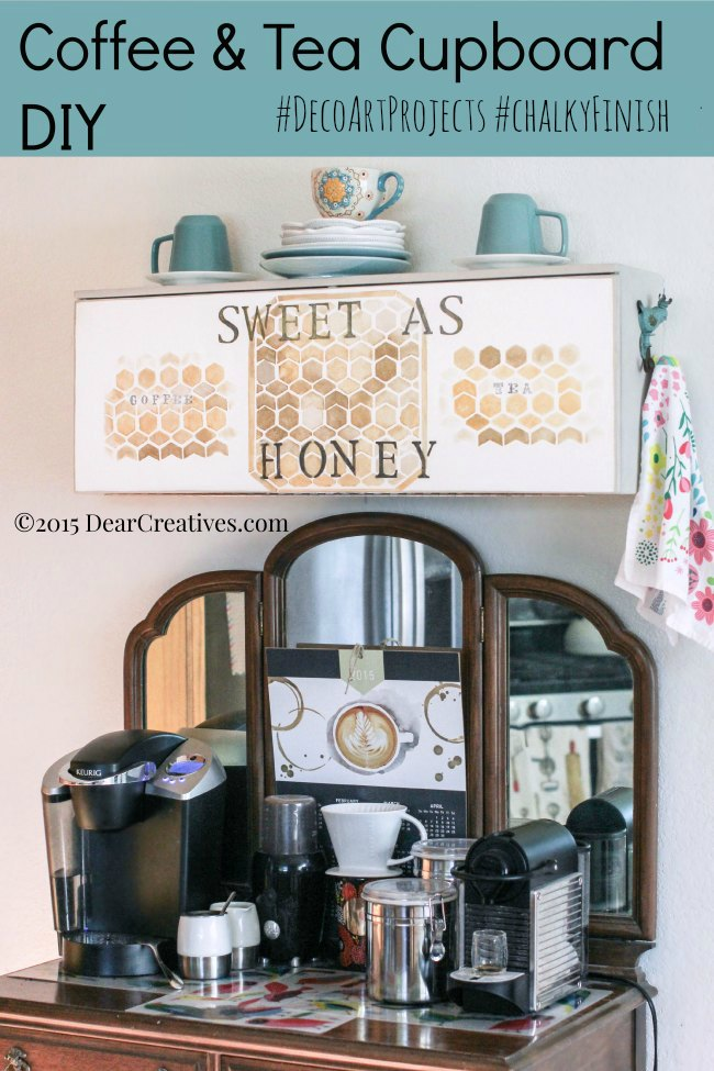 Home Decor Ideas |DIY Paint Project ChalkFinish HomeDecor