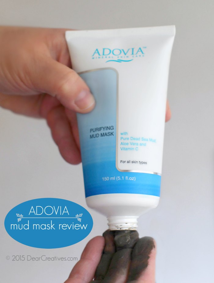 Beauty Review: Must Have Mud Mask From The Dead Sea