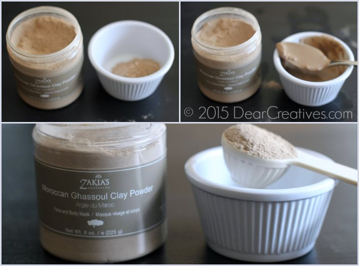Beauty Review Moroccan Clay Powder Mask