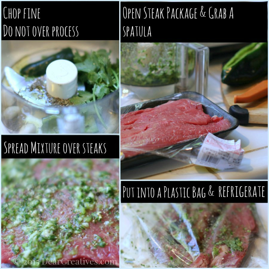 Grilled Recipe |Steps to Marinated Steak