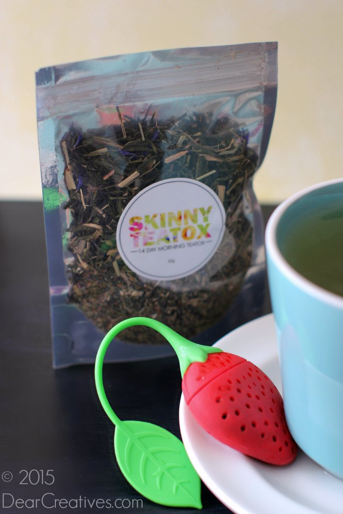 Review: Herbal Teas: The Skinny TeaTox Program