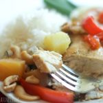 Chicken Recipes | Pineapple Red Pepper Cashew Chicken Recipe