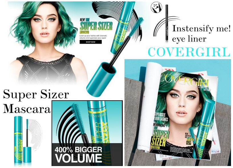 Beauty Review |CoverGirl Mascara and Liner