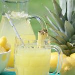 Drink Recipes | Pineapple Lemonade