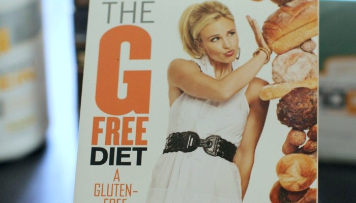 product review |Gluten Free Diet Nogii Product Line and The G Free Diet Book