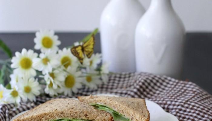Sandwich Recipes: Easy Italian Herb Sandwich