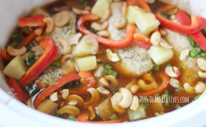 Chicken Recipes |Slow Cooker Chicken Recipe cooked in the crock pot