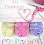 Crafts Crochet | Learn How to Crochet | Crochet Resources
