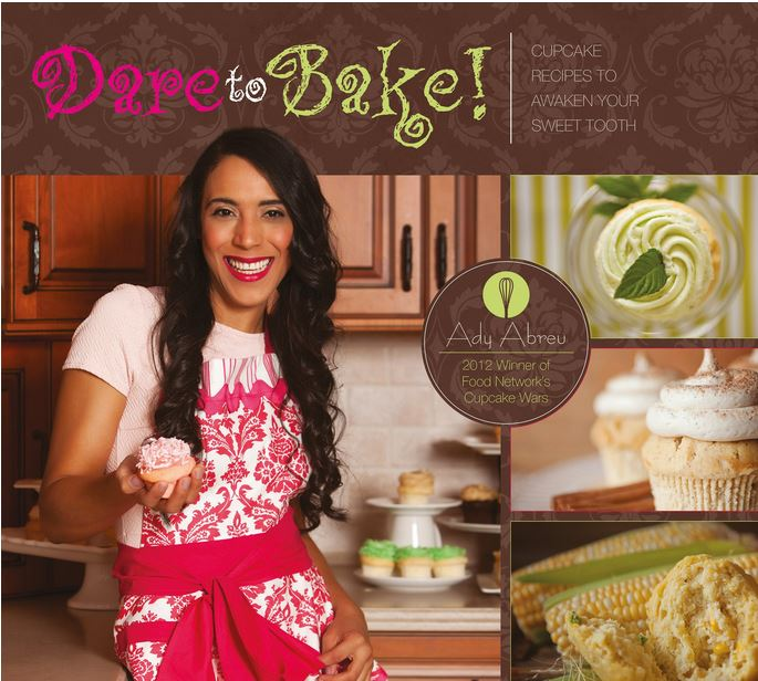 Gourmet Cupcake Recipes |Dare to Bake Cookbook Cover