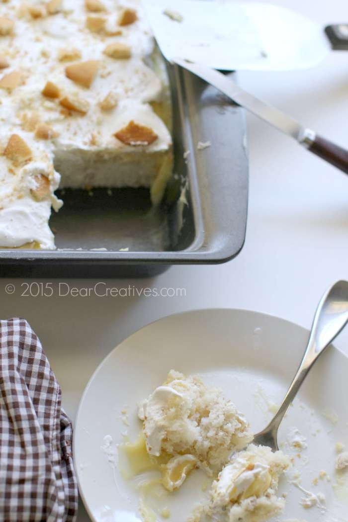Easy Banana Pudding Icebox Cake