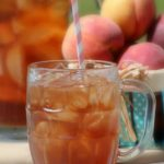 Refreshing Homemade Peach Ice Tea Recipe