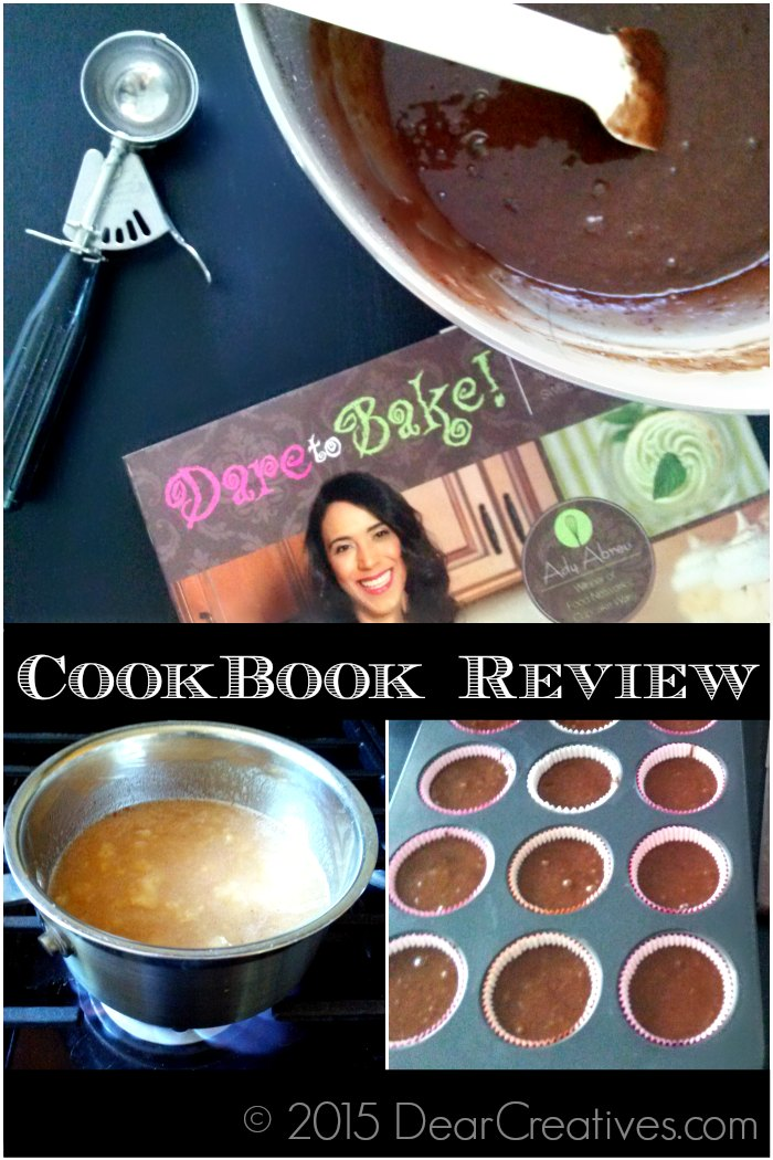 Gourmet Cupcake Recipes | Cookbook Review