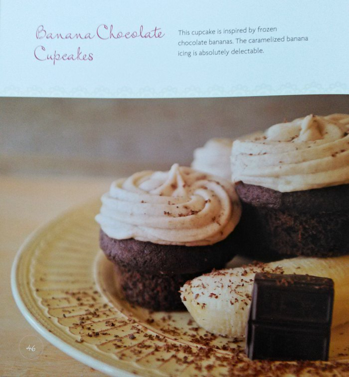 Gourmet Cupcake Recipes Dare To Bake Banana Chocolate Cupcakes