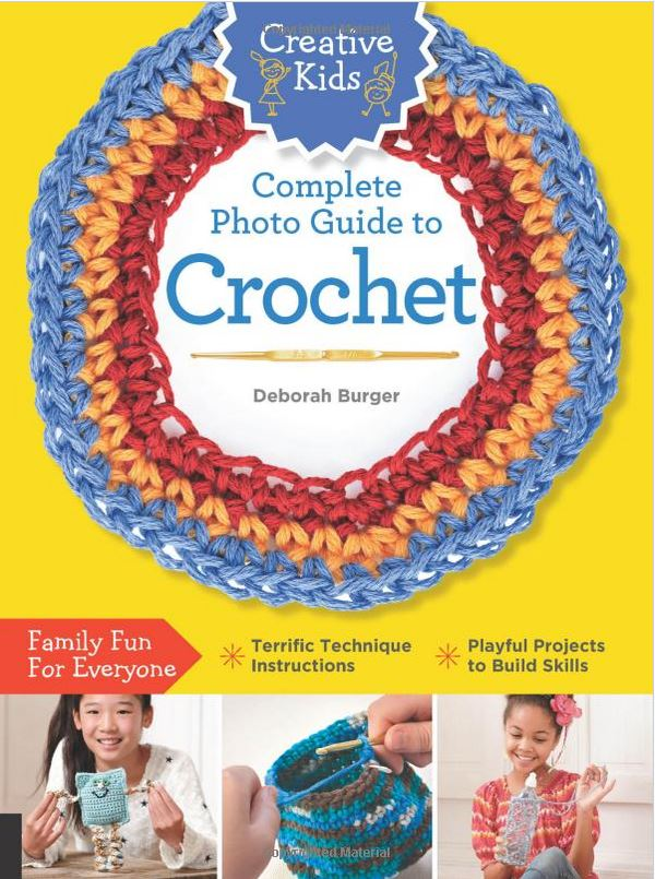 Learn To Crochet | Complete Photo Guide to Crochet