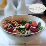 Vegetable Salad |Marinated Vegetable Salad Recipe | Marinated Vegetable Salad