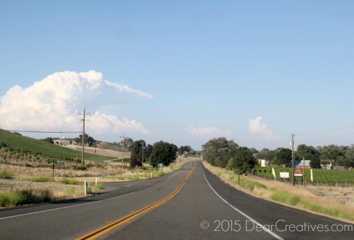 hwy 41 Central CA