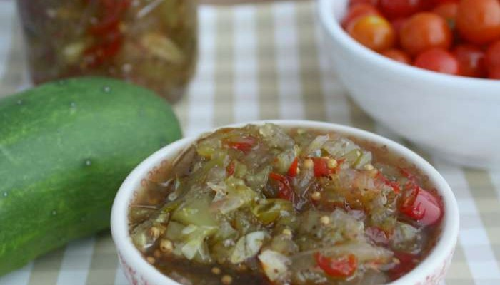 Canning Recipe: Sweet Pickle Relish Recipe & How To