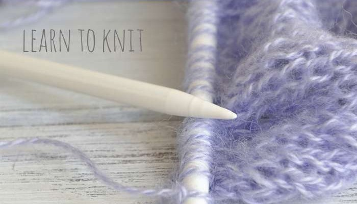 Crafts Knitting: Resource for Teaching Kids & Families to Knit